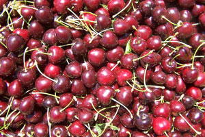 Old Fashioned Bing Cherries