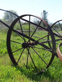 Chaffin wagon wheel