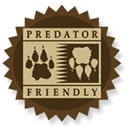 Certified Predator Friendly Logo